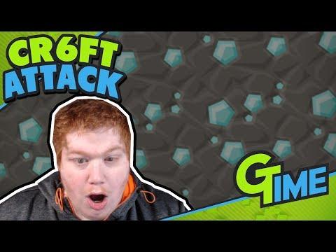 ULTIMATIVER DIAMANTEN FUND DIREKT AM ANFANG! - MINECRAFT CRAFT ATTACK 6 #01 | GAMERSTIME