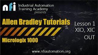 allen bradley lesson 1 understanding xio xic out