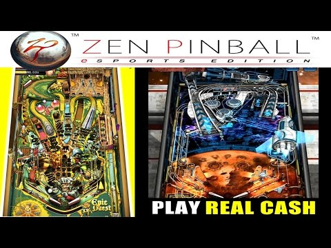 Zen Pinball – eSports Edition : Play Real Cash With Your Favorite Pinball (ios Gameplay)