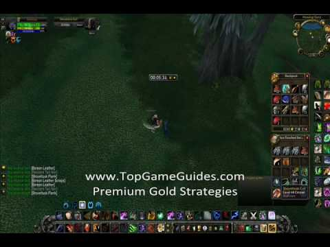 World Of Warcraft - Howling Fjord Shoveltusk Gold Farming 750g/Hour TopGameGuides.com SECRET!