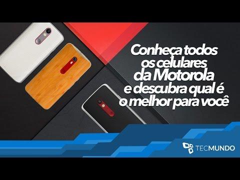 Conheça todos os celulares da Motorola e descubra qual é o melhor para você - TecMundo