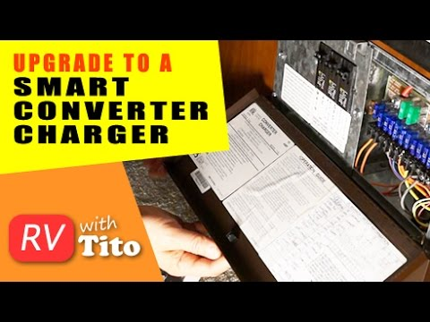 How To: Upgrade to a Smart RV Converter Charger Magnetek Wiring Diagram on