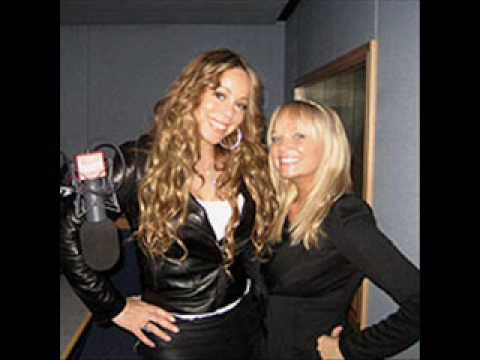 Mariah Chats to Heart's Emma Bunton, UK
