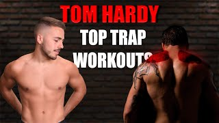 Best Workouts To Build Traps Like Tom Hardy