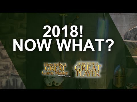 Great GM: What you can expect from us in 2018 #GMTips
