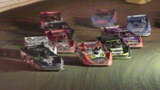 ULMS Super Late Model Feature | Pittsburgh's Pennsylvania Motor Speedway | 6-17-17