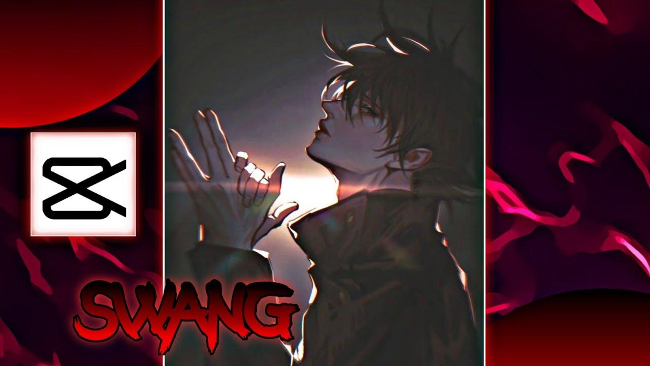 Fushiguro megumi - swang (edit) // Capcut