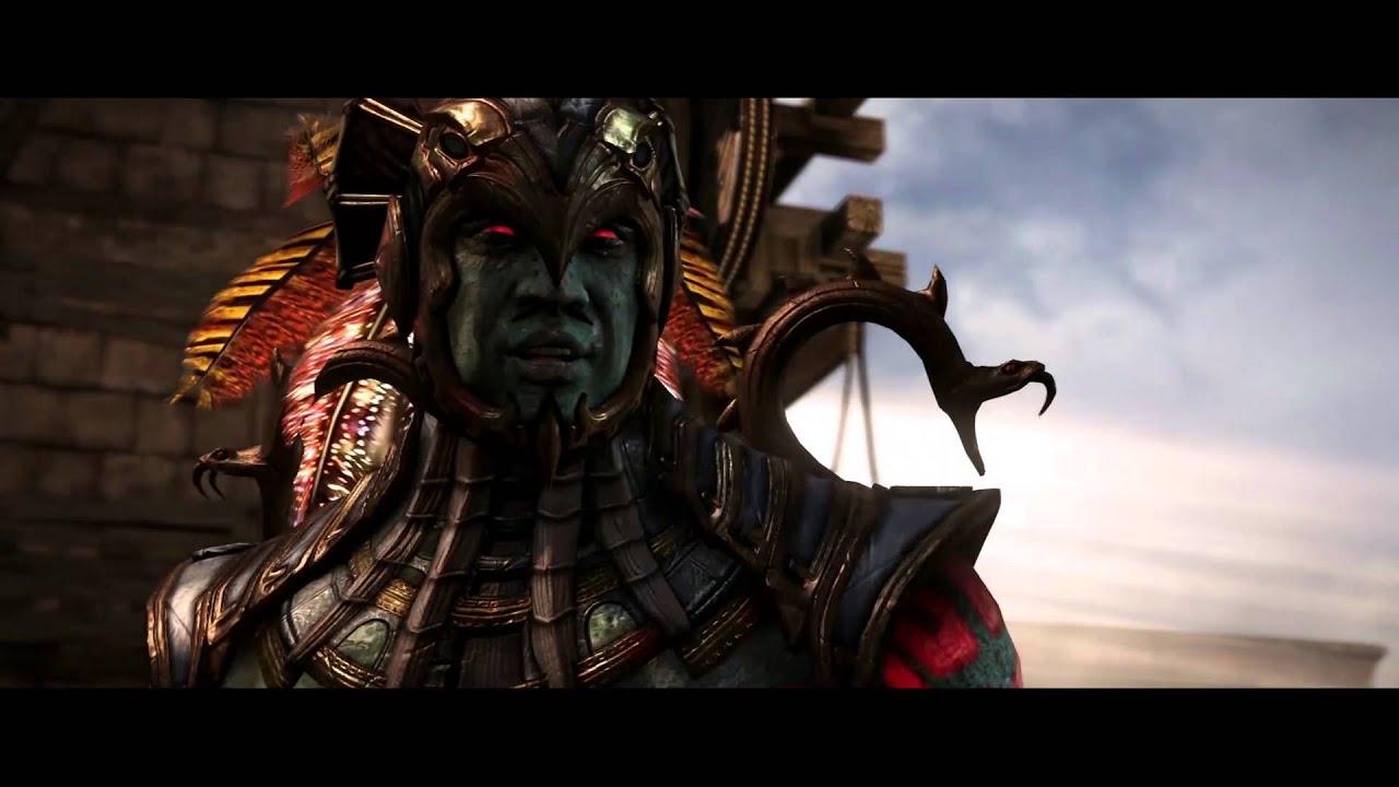 Mortal Kombat X: Kombat Klass -- Kotal Kahn