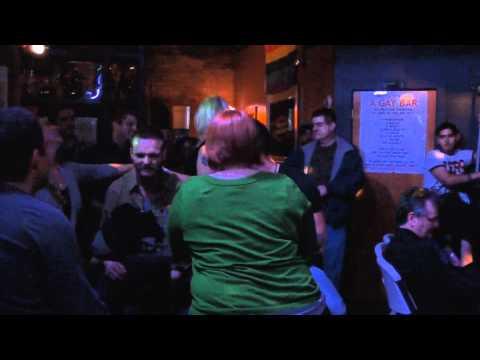 Lashes Cabaret Hostess Sharon Huzbenz January 14 2012