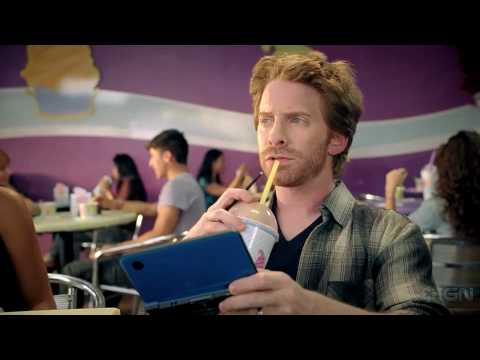 Get Dragon Quest IX - Seth Green Commercial Images