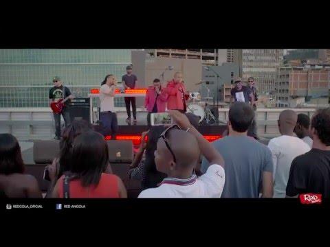 """Red e Zona 5 prestam homenagem aos 440 anos de Luanda com videoclip """"Nós Somos Luanda"""""""