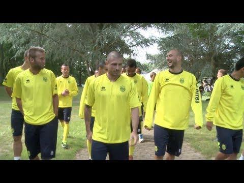 FC Nantes : l'heure de la reprise