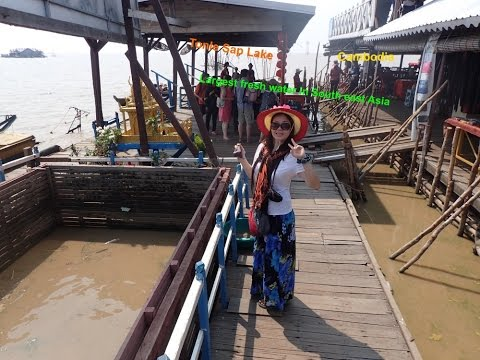 Tonle Sap Lake Cambodia (What to see?)