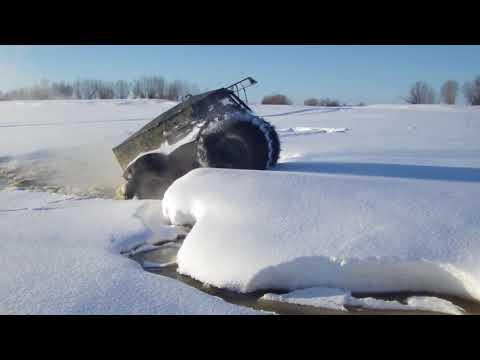 SHERP the true all terrain vehicle