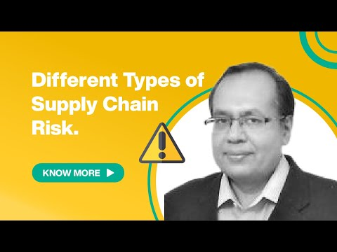 Different Types of Supply Chain Risk