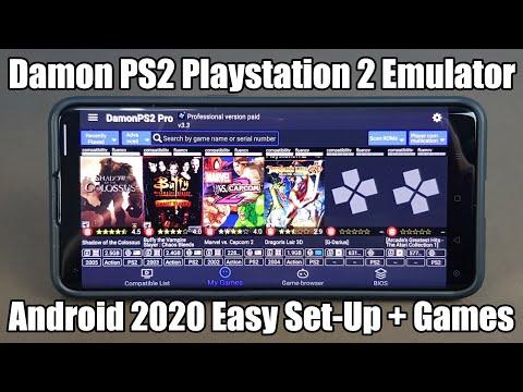 Damon PS2 -