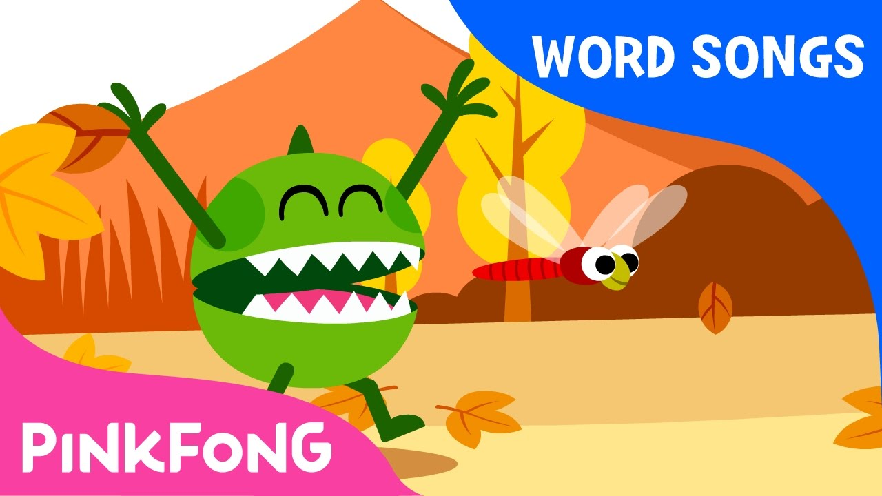 Download Seasons   Word Songs   Word Power   Pinkfong Songs for Children