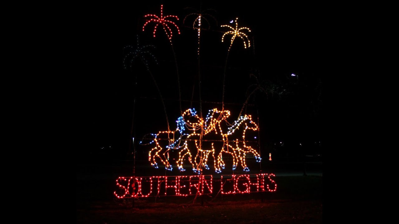 Southern Lights At The Kentucky Horse Park 2017