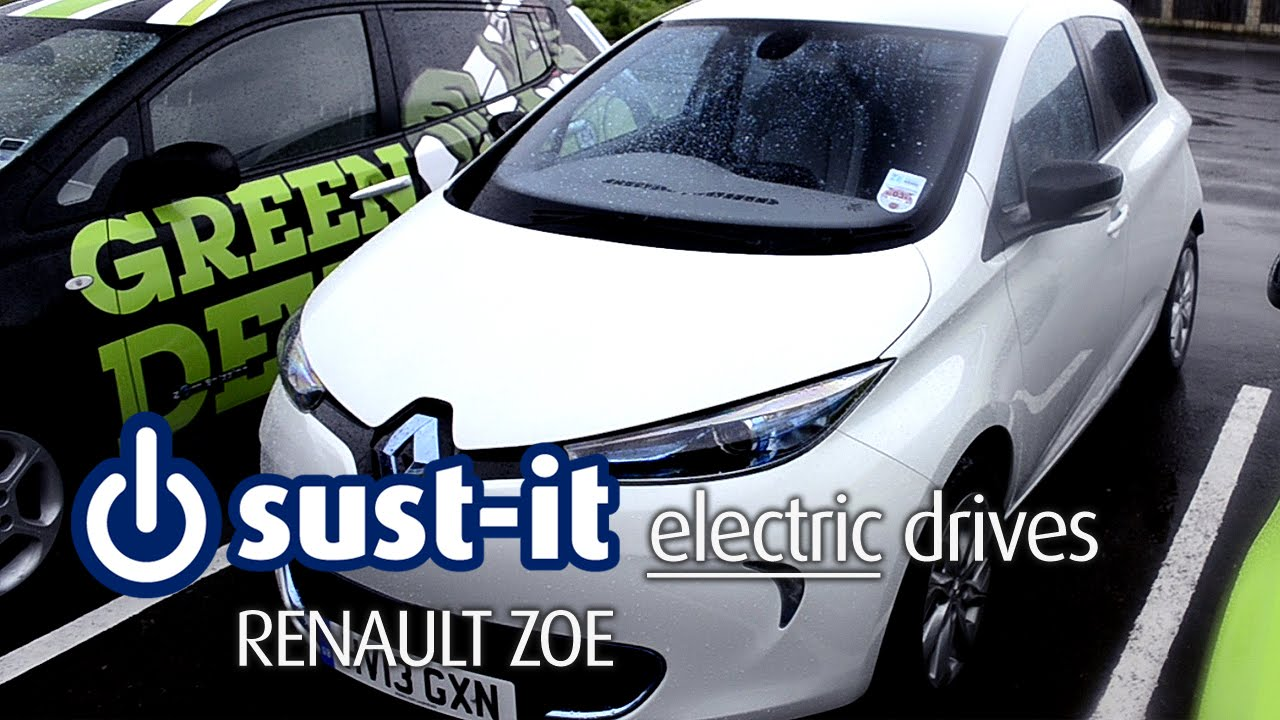 Renault Zoe 2018 Review | Speak EV - Electric Car Forums
