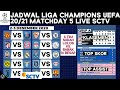 Jadwal Liga Champions 2020 Live SCTV Matchday 5 dan Klasemen UCL Terbaru | Man United vs PSG