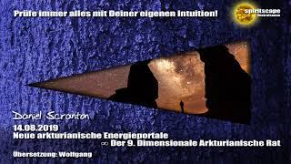 Neue arkturianische Energieportale ∞ Der 9D. Arkturianische Rat