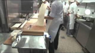 Кулинарное фуэте от Алена...