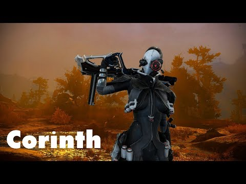 Warframe - Corinth: The Pump-Action Bazooka