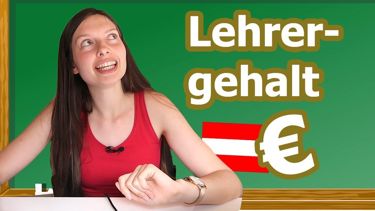 was verdienen lehrer in österreich