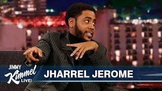 Jharrel Jerome on Emmy Win, Dinner with Oprah & Moonlight Oscar Mix-Up