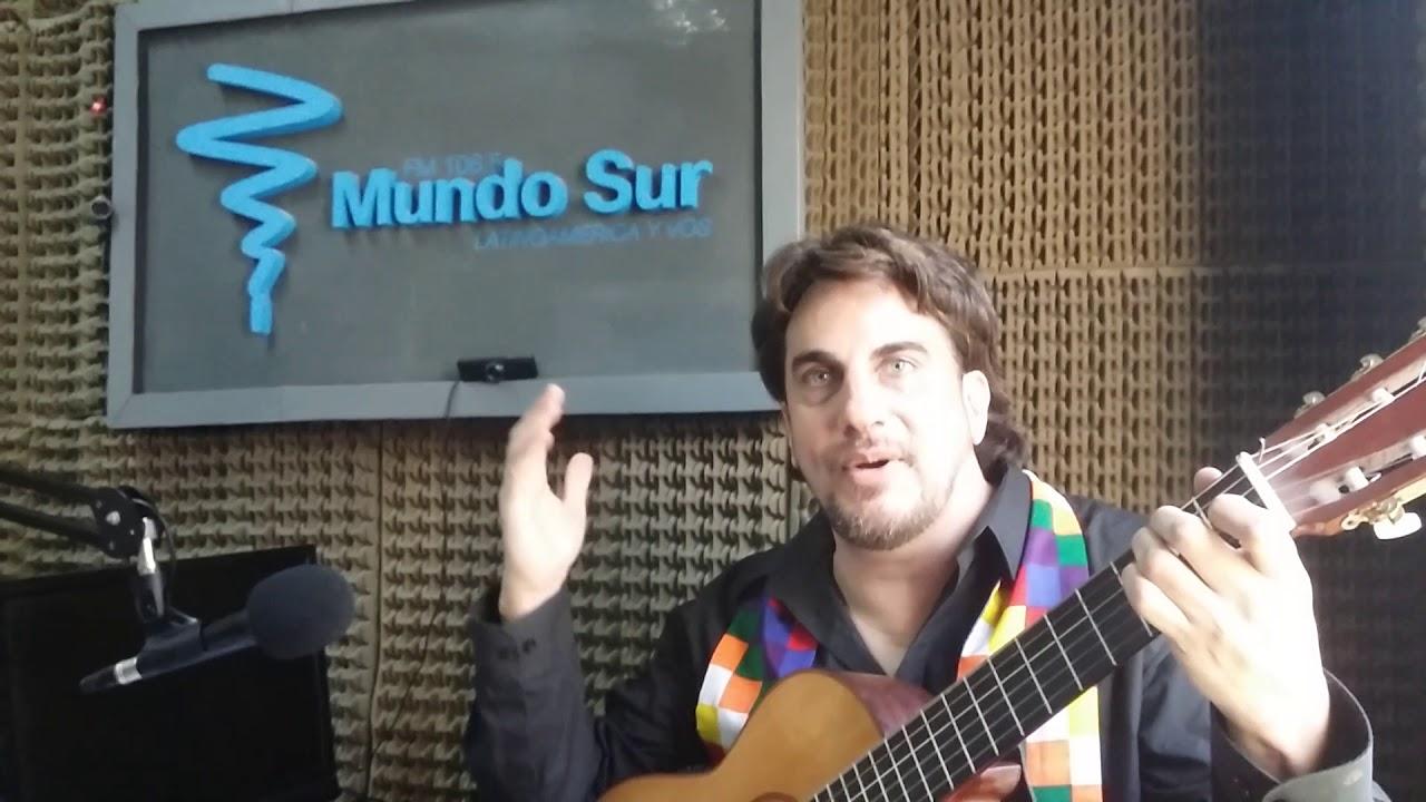 Resultado de imagen para caminos musicales FM MUNDO SUR