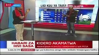 Zilizala Viwanjani: Ligi kuu ya taifa