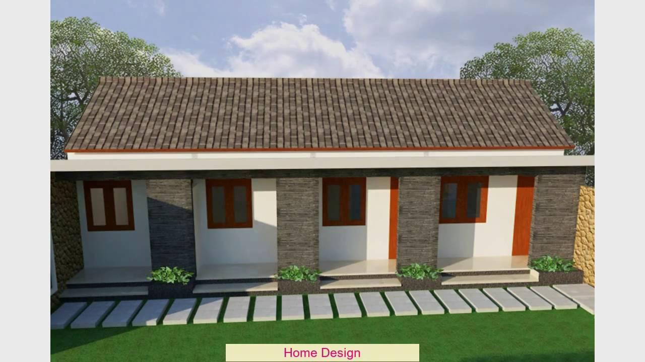 Gambar Rumah Kost Minimalis 2 Lantai  Desain Rumah Minimalis