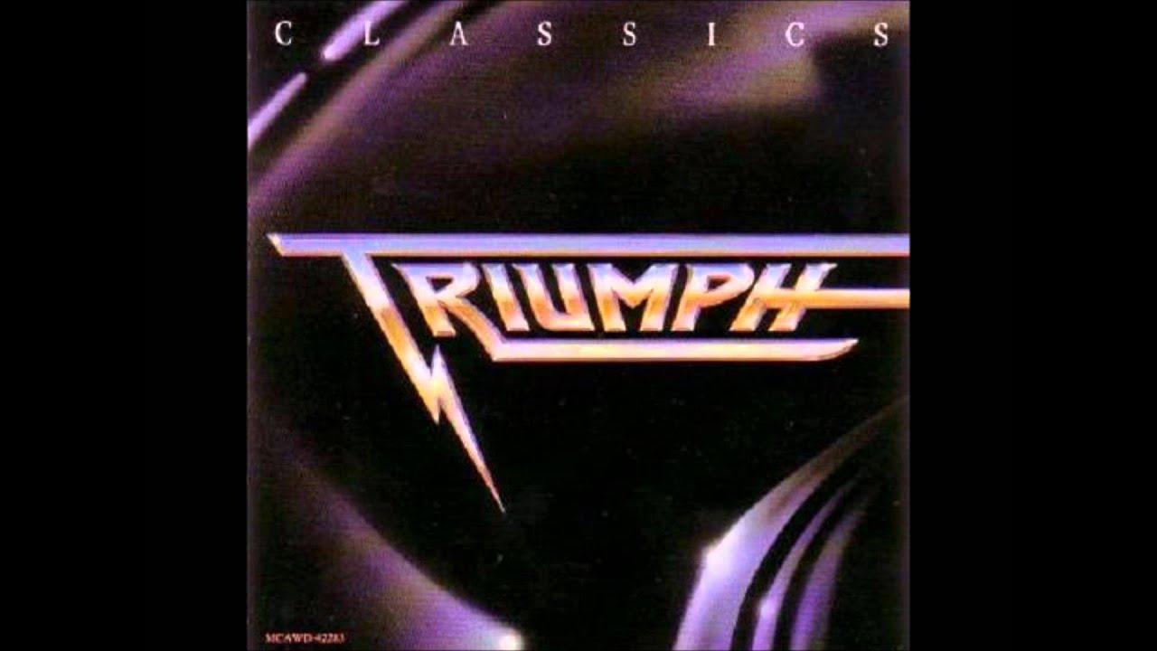 triumph - rock 'n' roll machine - youtube