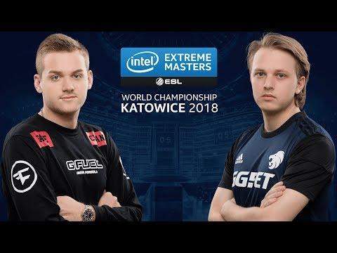 CS:GO - FaZe vs. North [Mirage] Map 2 - UB Semi Group B - IEM Katowice 2018