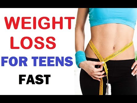 How To Lose Weight Fast For Teenagers – How To Lose Weight In 2 Weeks
