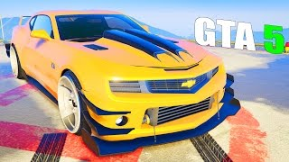 GTAV - Customizing Chevrolet Camaro SS [Extreme Tuning] and Racing - GTA 5 Mods