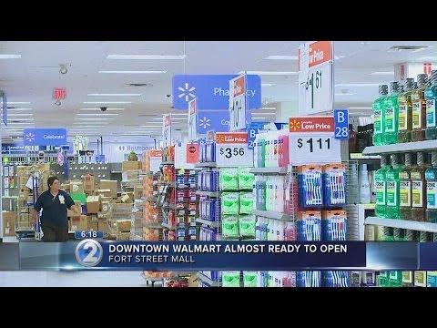 Walmart prepares for grand opening in downtown Honolulu