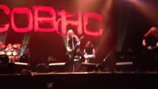 良きライブであった......。 Halo Of Bloodをリリースした直後のライブ...