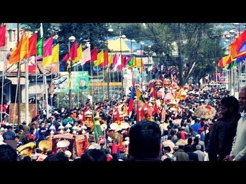 मंडी शिवरात्रि 2014 की दूसरी जलेब   Second Jaleb of Mandi Shivratri 2014