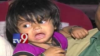 Speeding car rams Bike killing 2 in Karimnagar TV9