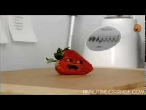 Naranja Molesta: Masacre en la cocina - YouTube