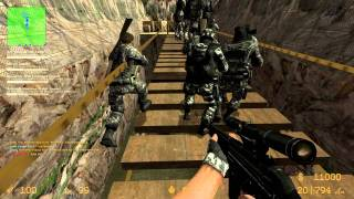 Counter-Strike Source: Zombie Escape - ZE_FireWaLL_LABORATORY_FINAL (1080p)