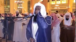 الشيخ عادل الكلباني بكى وأبكى من في المسجد في قصىة يوسف ليلة 12 رمضان 1438 هـ