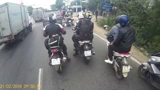 Tp Tam Kỳ đến thị trấn Nam Phước, Duy Xuyên, Quảng Nam | CLUB RACING 2 |