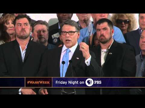 Rick Perry Announces 2016 Campaign