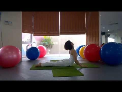 Yoga trẻ hóa 6 Động tác yoga giúp chúng ta trẻ mãi không già (Yoga rejuvenation) #Nguyenhieuyoga