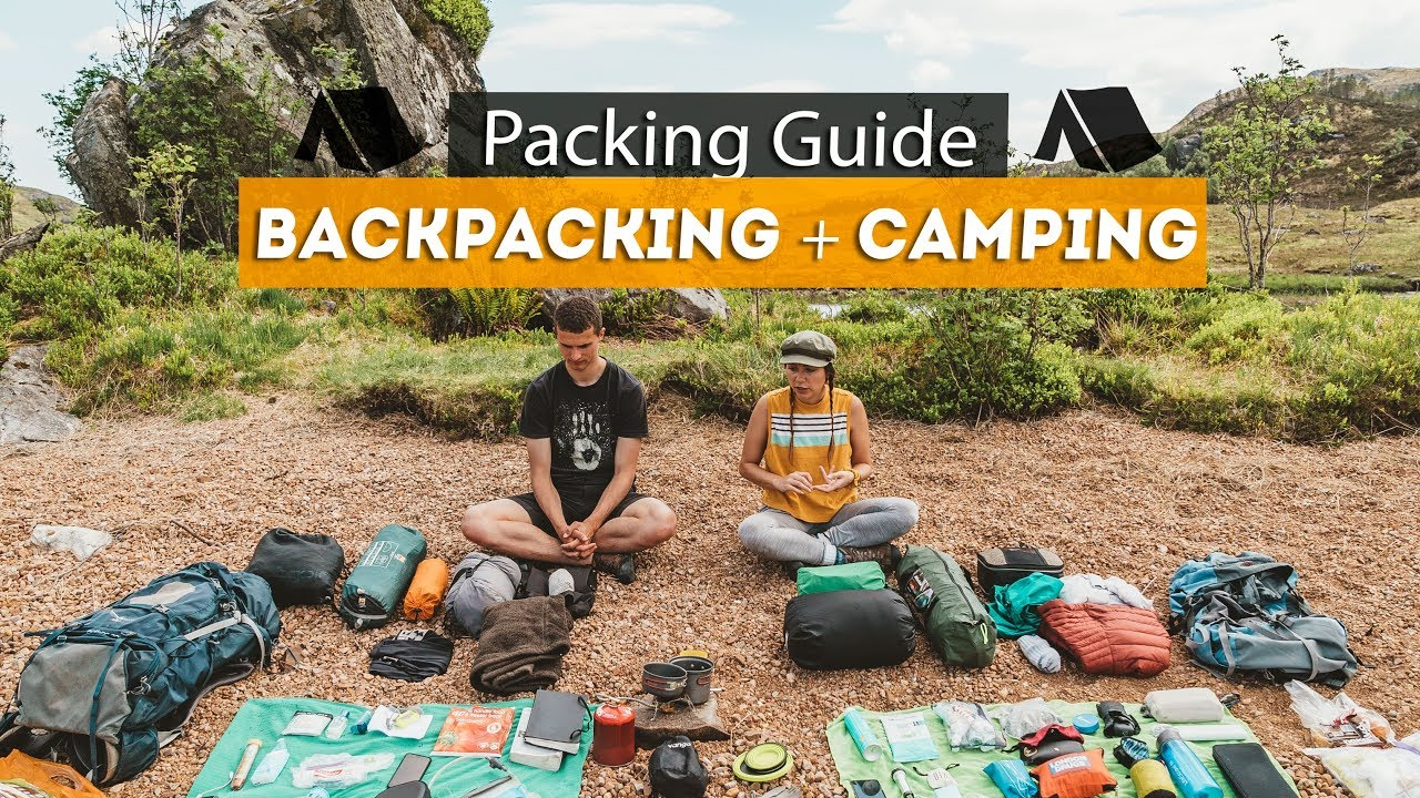 Backpacking + Camping PACKING GUIDE  1654608c0bac4
