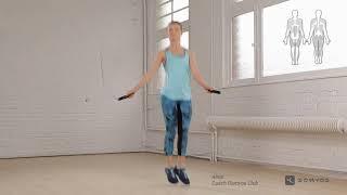 Exercitii coarda de sarit Domyos by Decathlon