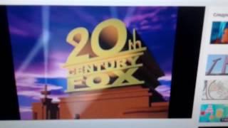 20th Century Fox Split Diamond