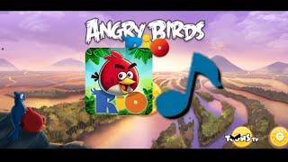 เสียง(ดนตรี/เพลง)ประกอบเกมส์ Angry Birds Rio (ep.2)